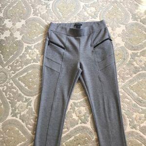 Ci Sono gray leggings